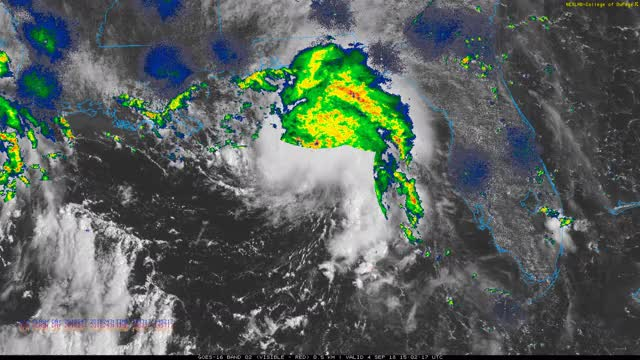 Watch and share Mississippi GIFs and Hurricane GIFs by SpaceBased on Gfycat