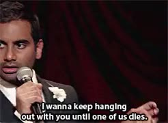 Watch aziz no GIF on Gfycat. Discover more aziz ansari GIFs on Gfycat