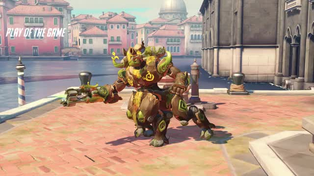 Watch orisa triple environment 18-06-03 19-33-29 GIF on Gfycat. Discover more Overwatch, highlight GIFs on Gfycat