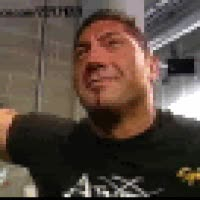 Watch and share BATISTA GIFs on Gfycat