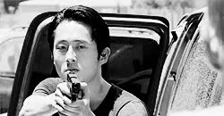 Watch and share The Walking Dead GIFs and Glenn Rhee GIFs on Gfycat
