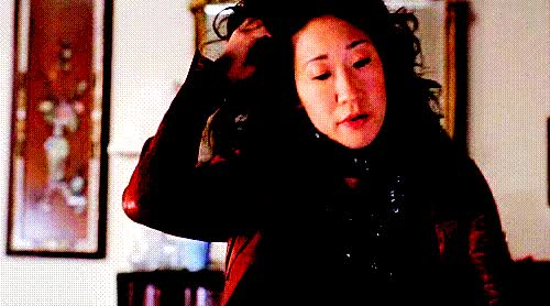 Watch and share Sandra Oh GIFs on Gfycat