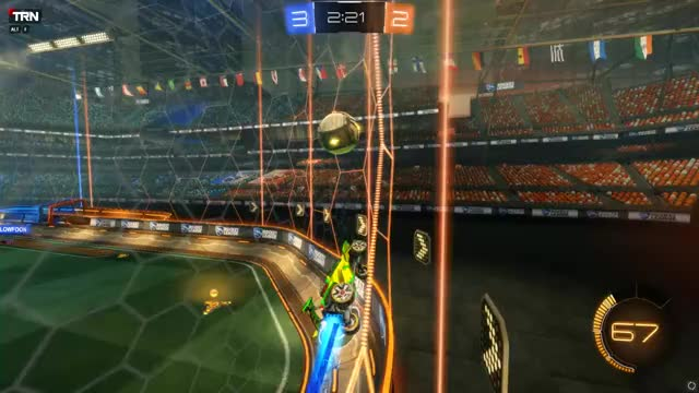 Watch and share Weak Shot, Wait... Calculated! GIFs by zaphzer on Gfycat
