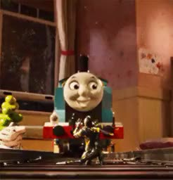 Watch and share Thomas The Train GIFs and Antmanedit GIFs on Gfycat