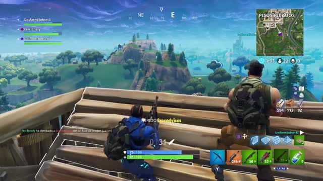 Watch and share Fen Lonely GIFs and Fortnitebr GIFs by Gamer DVR on Gfycat