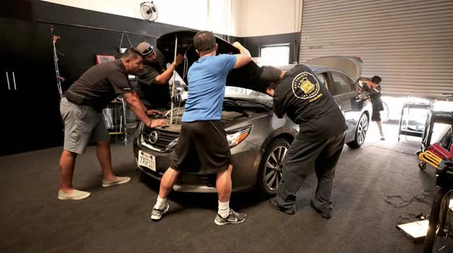 Watch and share Dent Removal Training Courses GIFs by Paintless Dent School on Gfycat