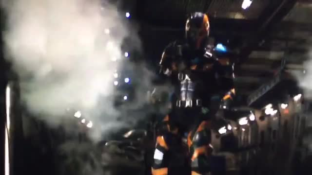 Watch Joe Manganiello Deathstroke Screen Test GIF on Gfycat. Discover more batfleck, batman, batman solo movie, ben affleck, dc, dc comics, deathstroke, justice league, the batman, zack snyder GIFs on Gfycat