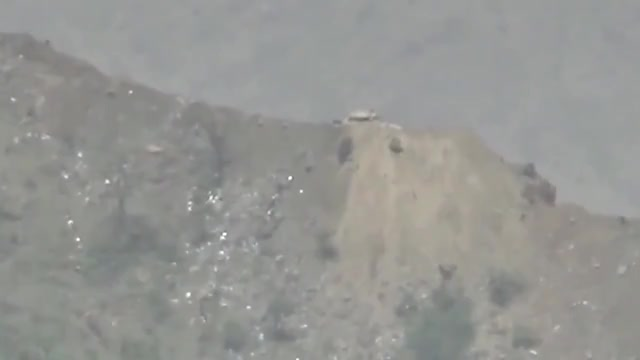 Watch and share Saudi Tanks Destroyed By Houthi Rebels (reddit) GIFs by forte3 on Gfycat