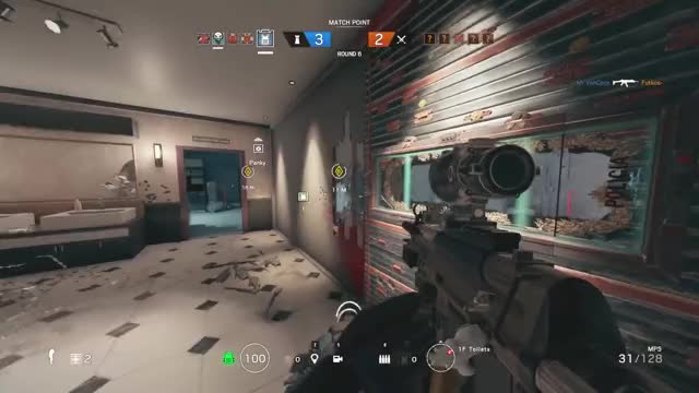 Watch and share Rainbow Six Siege GIFs and Gameplay GIFs on Gfycat