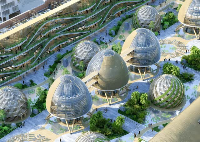 Watch and share Vincent-callebaut-tour-taxis-masterplan-brussels-belgium-designboom-2 GIFs on Gfycat