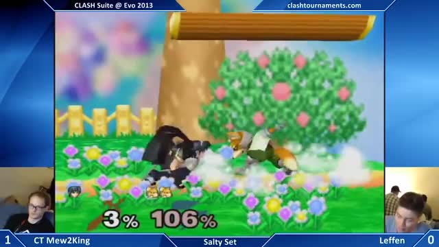 Download Complete: A Mew2King Combo Video