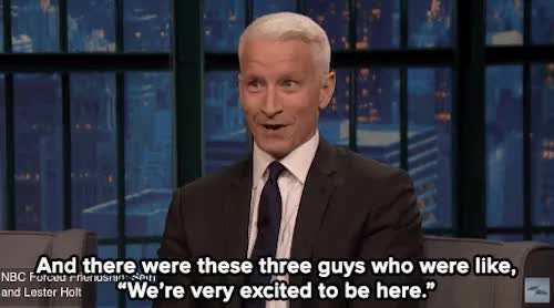 Watch and share Anderson Cooper GIFs and Donald Trump GIFs on Gfycat