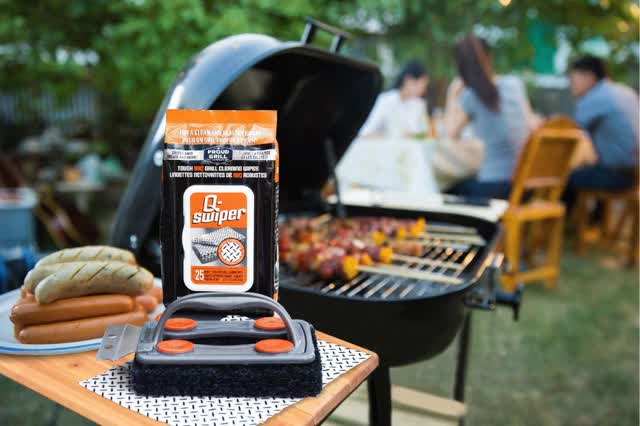 Watch and share Barbecue Brush GIFs by Proud Grill  Company on Gfycat