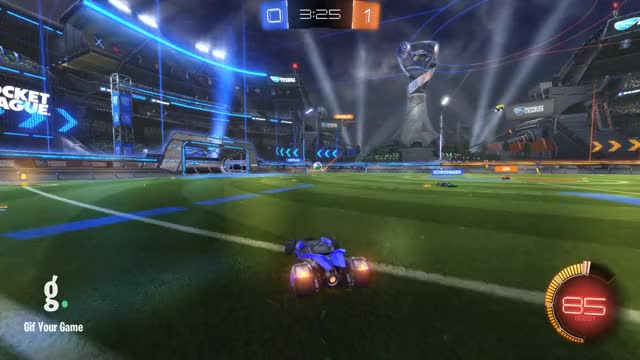 Watch Goal 2: BenC GIF by Gif Your Game (@gifyourgame) on Gfycat. Discover more BenC, Gif Your Game, GifYourGame, Rocket League, RocketLeague GIFs on Gfycat
