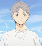 Watch and share Sugawara Koushi GIFs and My Post GIFs on Gfycat