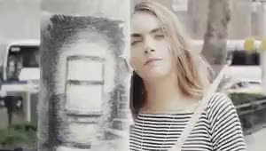 Watch and share Ciudades De Papel GIFs and Cara Delevingne GIFs on Gfycat