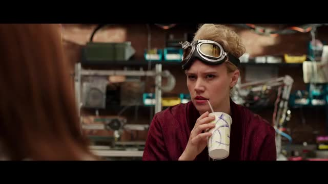 Watch and share Kate Mckinnon GIFs and Ghosts GIFs on Gfycat