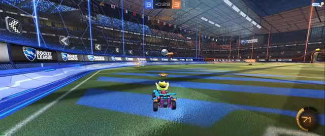 Watch and share Rocket League GIFs by Tiamat on Gfycat