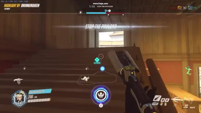 Watch and share Overwatch GIFs and Highlight GIFs by drunkenqueen on Gfycat