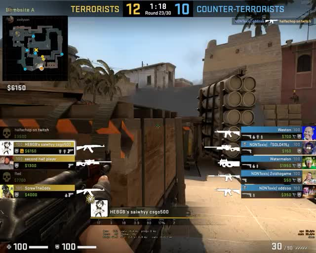 Watch and share Counter-strike Global Offensive 2019.08.03 - 22.02.42.47.DVR GIFs on Gfycat