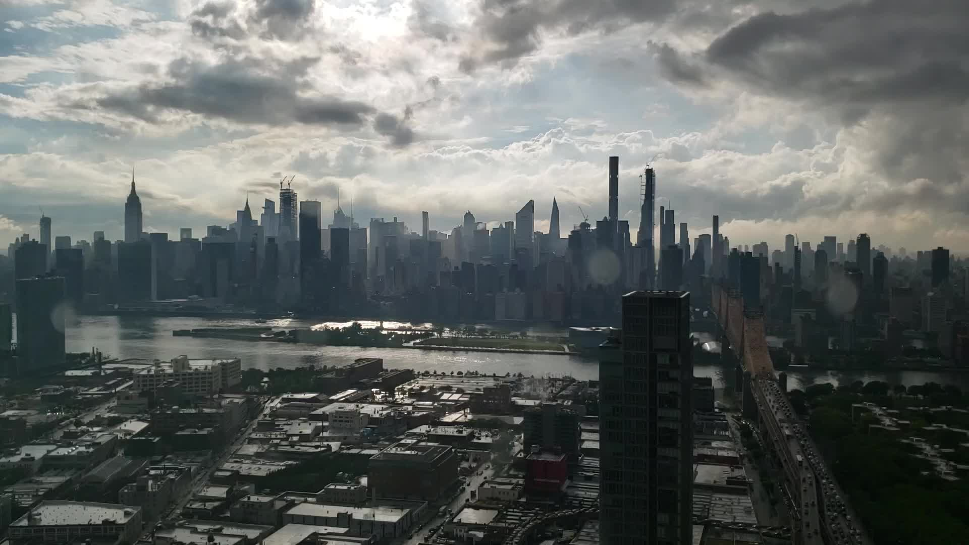 NYC Timelapse GIFs