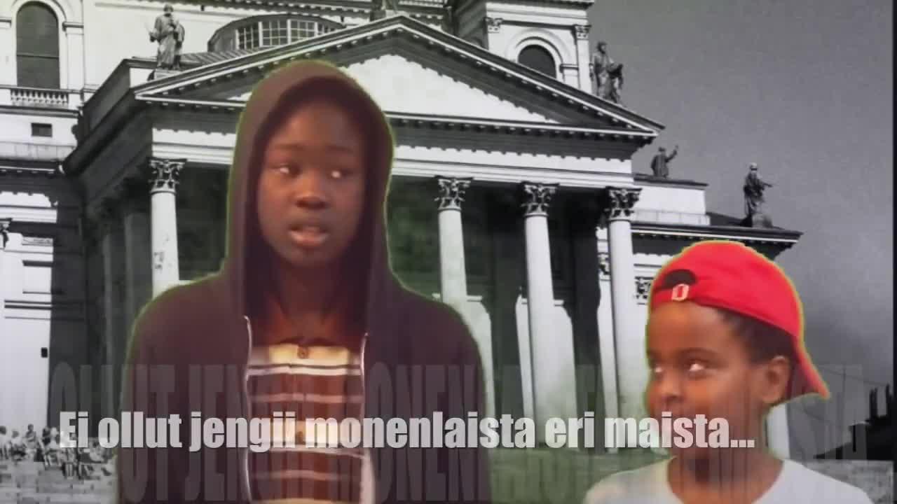 Espoo, Suomi 100vee, Suomi 100vee räppi GIFs