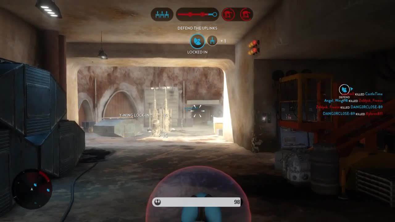 starwarsbattlefront, What's the point of an aimer if the shots don't go where you point it? GIFs