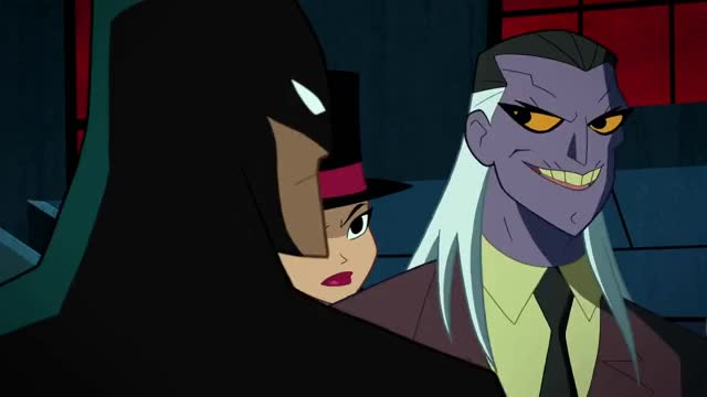 Watch and share Justice League Action   A True Agent Of Vengeance GIFs on Gfycat