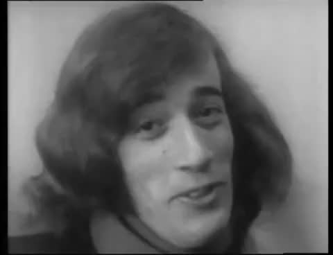 Watch and share Robin Gibb GIFs and Interview GIFs on Gfycat
