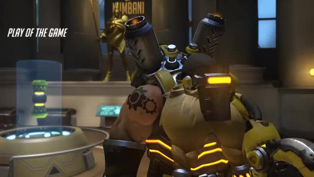 Watch Torbjorn   The Greatest POTG Ever GIF on Gfycat. Discover more Blizzard, Blizzard Overwatch, Overwatch, Overwatch Highlight GIFs on Gfycat