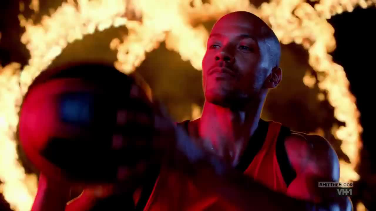 Hit The Floor Fire Tease VH 1