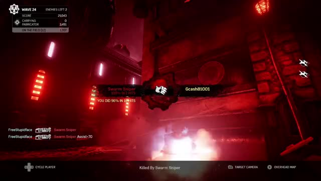 Watch and share Gearsofwar4 GIFs and Gcash81001 GIFs by Gamer DVR on Gfycat