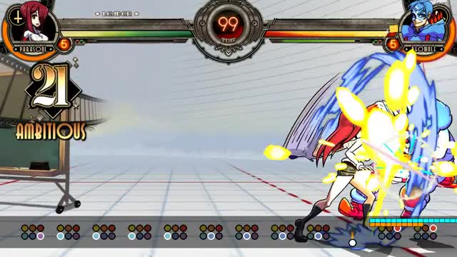 Watch and share Getting Better At Skullgirls GIFs by jbcr1992 on Gfycat