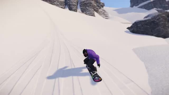 Watch and share Steep GIFs and Snow GIFs by EggbertTV on Gfycat