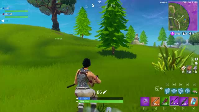 Watch and share Fortnite 02.16.2018 - 00.07.57.49.DVR GIFs on Gfycat