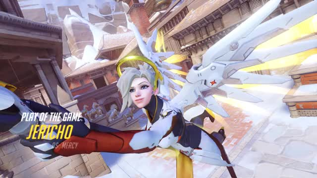 Watch and share Overwatch GIFs and Mercy GIFs by 8kskye on Gfycat