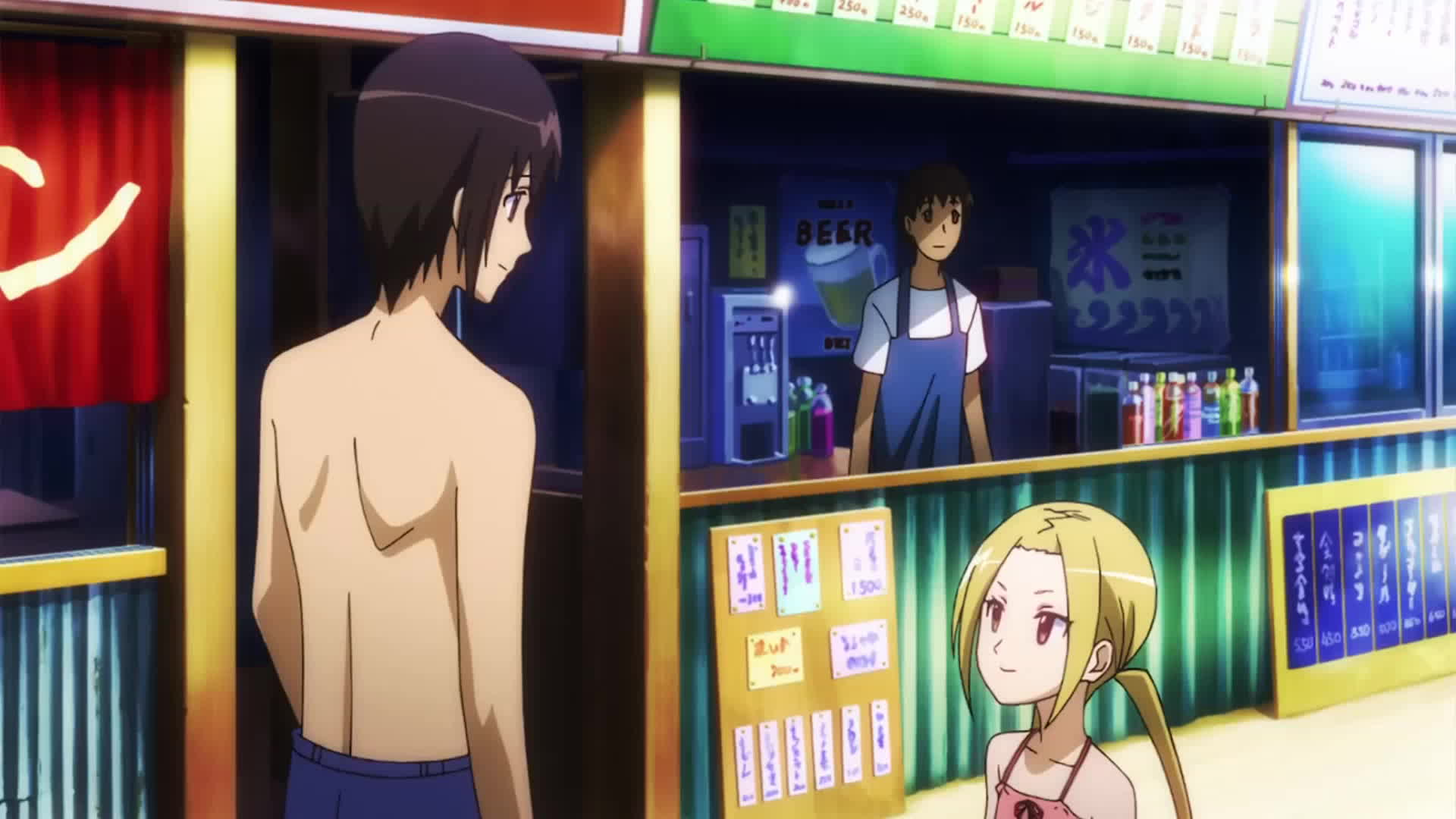 animebento, seitokai yakuindomo, Orange Juice GIFs