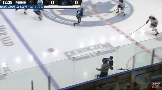 Watch and share Paigin Defensive Woes GIFs by cultofhockey on Gfycat