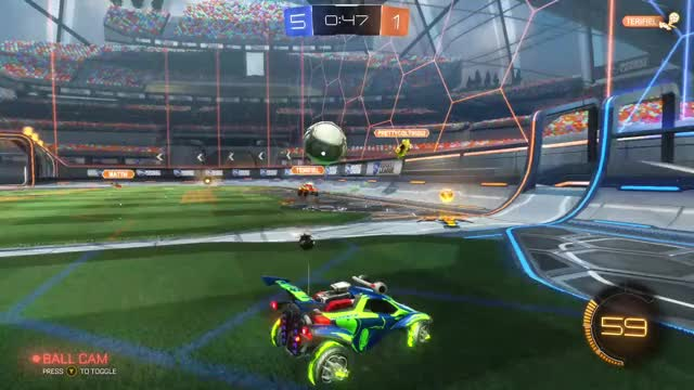 Watch and share SlickMercy77 Playing Rocket League GIFs on Gfycat