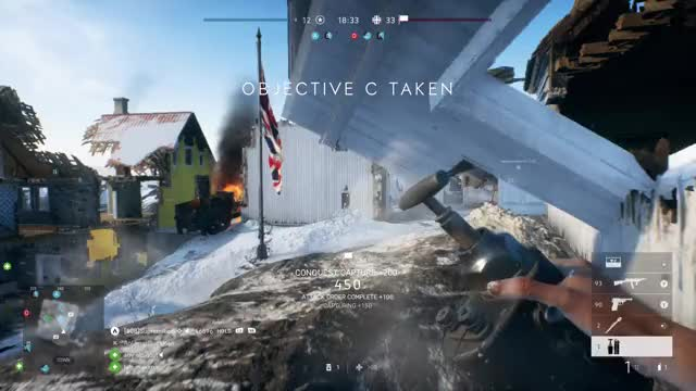 Watch and share Battlefield™ V GIFs by supremerice on Gfycat