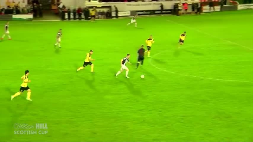 scottishfootball, soccer, Scottish Cup goal of the second round - Sam Mackay for Wick Academy v Nairn County (reddit) GIFs