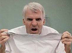 Watch and share Steve Martin GIFs and Underwear GIFs on Gfycat