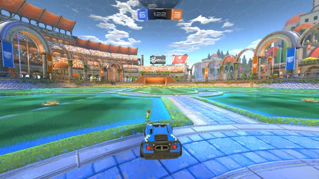 Watch and share Rocket League GIFs by an___d on Gfycat