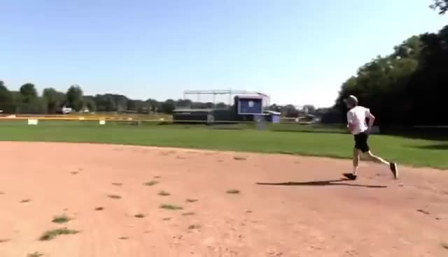 Watch and share Baseball Wisdom - Dinger Derby With Kent Murphy GIFs on Gfycat