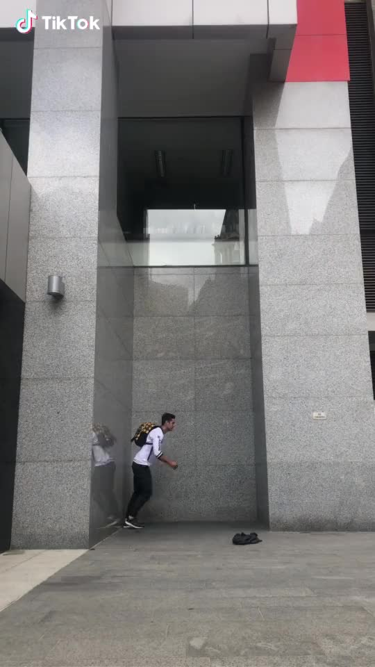 Watch and share Freerunning GIFs and Parkour GIFs by TikTok on Gfycat