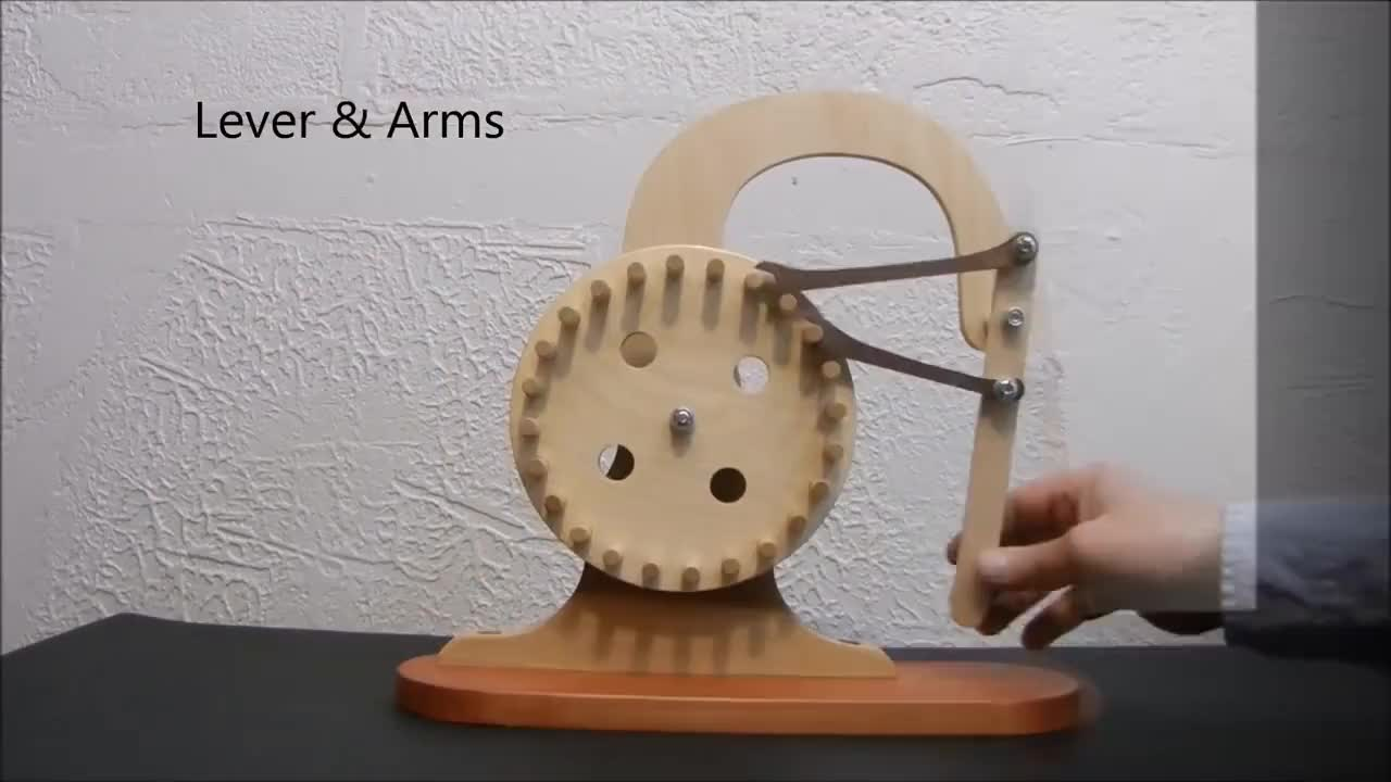 Engineering, Wood, kinetic, levers, perpetual, wheel, woodworking, Kinetic art, Perpetual motion, Marble Machine GIFs