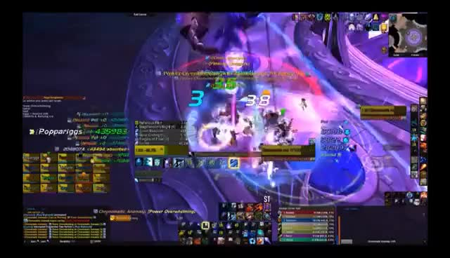 Watch Mythic Chronomatic Anomaly Frost Mage PoV GIF on Gfycat. Discover more related GIFs on Gfycat