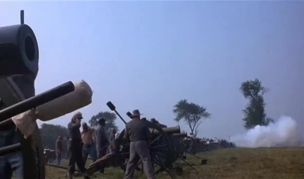 Watch and share Cannonfire GIFs and Gettysburg GIFs on Gfycat