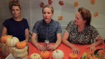 Watch and share Grace Helbig GIFs and Hannah Hart GIFs on Gfycat
