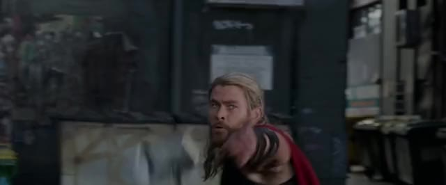 """Watch and share """"Thor: Ragnarok"""" Official Trailer GIFs by Rocco Supreme on Gfycat"""